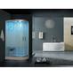 HOME DELUXE Runddusche »White Pearl«, B x H x T: 120 x 220 x 80 cm-Thumbnail