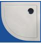 SANOTECHNIK Rundduschwanne, BxT: 80 x 80 cm, weiß-Thumbnail