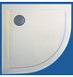 SANOTECHNIK Rundduschwanne, BxT: 90 x 90 cm, weiß-Thumbnail