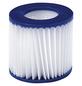 Rundpool, blau, ØxH: 300 x 76 cm-Thumbnail