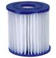 Rundpool, blau, ØxH: 360 x 76 cm-Thumbnail