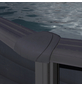 GRE Rundpool, graphitfarben, ØxH: 350 x 120 cm-Thumbnail