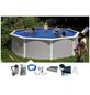 MYPOOL Rundpool Set , rund, Ø x H: 550 x 132 cm-Thumbnail