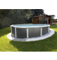 KWAD Rundpool Set »Steely Supreme Design «, rund, Ø x H: 360 x 132 cm-Thumbnail