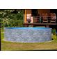 MYPOOL Rundpool, steinfarben, ØxH: 350 x 120 cm-Thumbnail