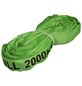 CONACORD Rundschlinge, BxL: 6 x 200 cm, bis zu 2000 kg tragfähig, Polyester-Thumbnail
