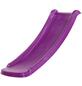 AKUBI Rutsche, Kunststoff, 120 cm, violett-Thumbnail