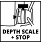 EINHELL Säulenbohrmaschine »TC-BD 630«, 630 W, 2450 U/min-Thumbnail