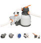 BESTWAY Sandfilteranlage »Flowclear«, 230 W, max. Förderleistung: 5678 l/h-Thumbnail