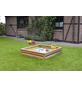 COLOR YOUR OWN Sandkasten »CYO«, BxLxH: 126x126x25 cm-Thumbnail