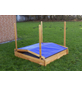 PROMADINO Sandkasten »Multi«, BxLxH: 140x140x131 cm-Thumbnail