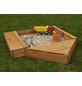 PROMADINO Sandkasten »Multi«, BxLxH: 172x260x22 cm-Thumbnail