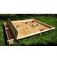 PROMADINO Sandkasten »Yanick«, BxL: 248 x 225 cm, Kiefernholz natur-Thumbnail