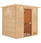 WOODFEELING Sauna »Anja« ohne Ofen-Thumbnail