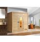 WEKA Sauna »Bergen 2«, für 2 Personen ohne Ofen-Thumbnail