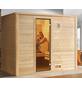 WEKA Sauna »Bergen 2«, für 3 Personen ohne Ofen-Thumbnail