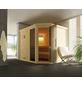 WEKA Sauna »Cubilis 3«, für 4 Personen ohne Ofen-Thumbnail