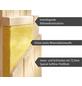 WOODFEELING Sauna »Faurin«, BxTxH: 170 x 151 x 151 cm, 9 kw, Saunaofen, int. Steuerung-Thumbnail