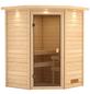 WOODFEELING Sauna »Franka« ohne Ofen-Thumbnail