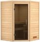 WOODFEELING Sauna »Franka«, ohne Ofen-Thumbnail