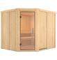 KARIBU Sauna »Haaspsalu«, ohne Ofen-Thumbnail