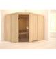 KARIBU Sauna »Haaspsalu« ohne Ofen-Thumbnail
