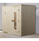 WEKA Sauna »Halmstad Gr.1«, BxTxH: 194 x 144 x 199 cm, ohne Saunaofen-Thumbnail