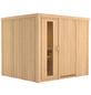 KARIBU Sauna »Jöhvi« für 4 Personen ohne Ofen-Thumbnail