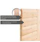 KARIBU Sauna »Kärdla«, mit Ofen, integrierte Steuerung-Thumbnail