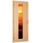 WOODFEELING Sauna »Karla«, BxTxH: 259 x 210 x 210 cm, 9 kw, Saunaofen, ext. Steuerung-Thumbnail