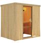 KARIBU Sauna »Kircholm« ohne Ofen-Thumbnail