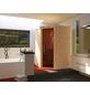 WEKA Sauna »KIRUNA 1«, inkl. 3.6 kW Plug&Play-Saunaofen mit integrierter Steuerung für 2 Personen-Thumbnail