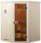 WEKA Sauna »Kiruna 1«, mit Ofen, externe Steuerung-Thumbnail