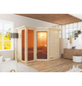 KARIBU Sauna »Kunda«, BxTxH: 264 x 198 x 212 cm, ohne Saunaofen-Thumbnail