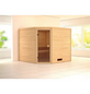 WOODFEELING Sauna »Leona« ohne Ofen-Thumbnail