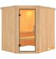 KARIBU Sauna »Maardu«, ohne Ofen-Thumbnail