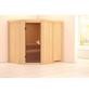 KARIBU Sauna »Maardu« ohne Ofen-Thumbnail