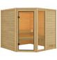 WOODFEELING Sauna »Malyn«, für 4 Personen ohne Ofen-Thumbnail