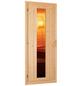 WOODFEELING Sauna »Mia« mit Ofen, integrierte Steuerung-Thumbnail