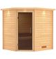 WOODFEELING Sauna »Mia« ohne Ofen-Thumbnail