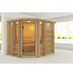 KARIBU Sauna »Mitau«, ohne Ofen-Thumbnail