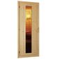 KARIBU Sauna »Narva«, BxTxH: 170 x 151 x 151 cm, 9 kw, Saunaofen, int. Steuerung-Thumbnail