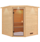 WOODFEELING Sauna »Nina« ohne Ofen-Thumbnail