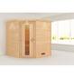 WOODFEELING Sauna »Nina«, ohne Ofen-Thumbnail