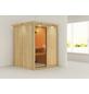 KARIBU Sauna »Ogershof« ohne Ofen-Thumbnail