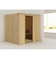 KARIBU Sauna »Olai«, ohne Ofen-Thumbnail