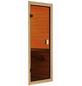 WOODFEELING Sauna »Otta« inkl. 9 kW Saunaofen mit externer Steuerung für 3 Personen-Thumbnail