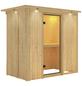 KARIBU Sauna »Pärnu« ohne Ofen-Thumbnail
