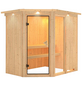 KARIBU Sauna »Paide 1« ohne Ofen-Thumbnail