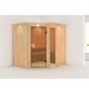 KARIBU Sauna »Paide 2« ohne Ofen-Thumbnail